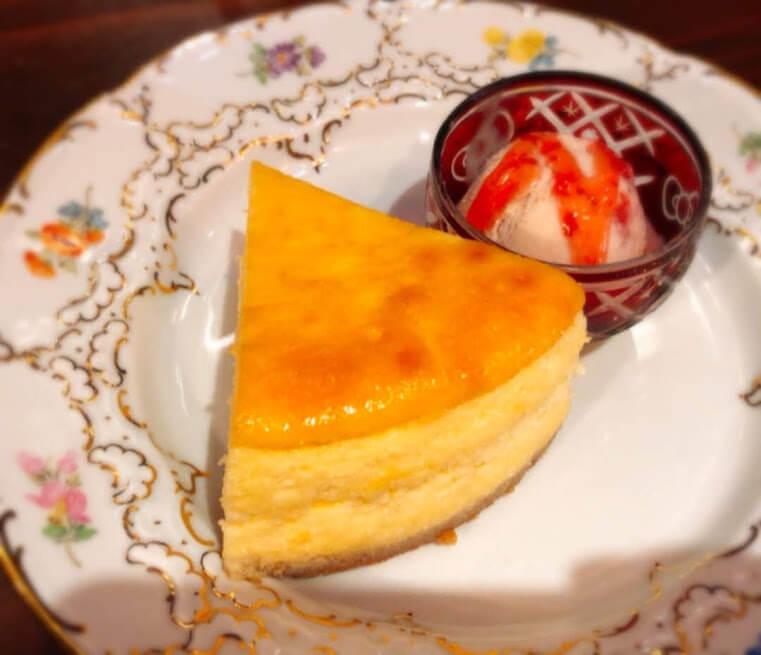 アメ横ダンケ-ベイクドチーズケーキ