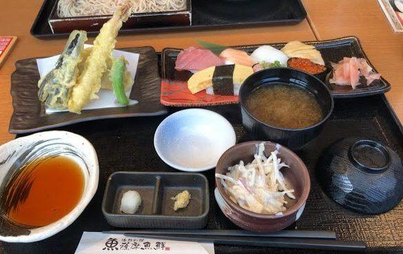 海鮮料理 薩摩魚鮮握り寿司