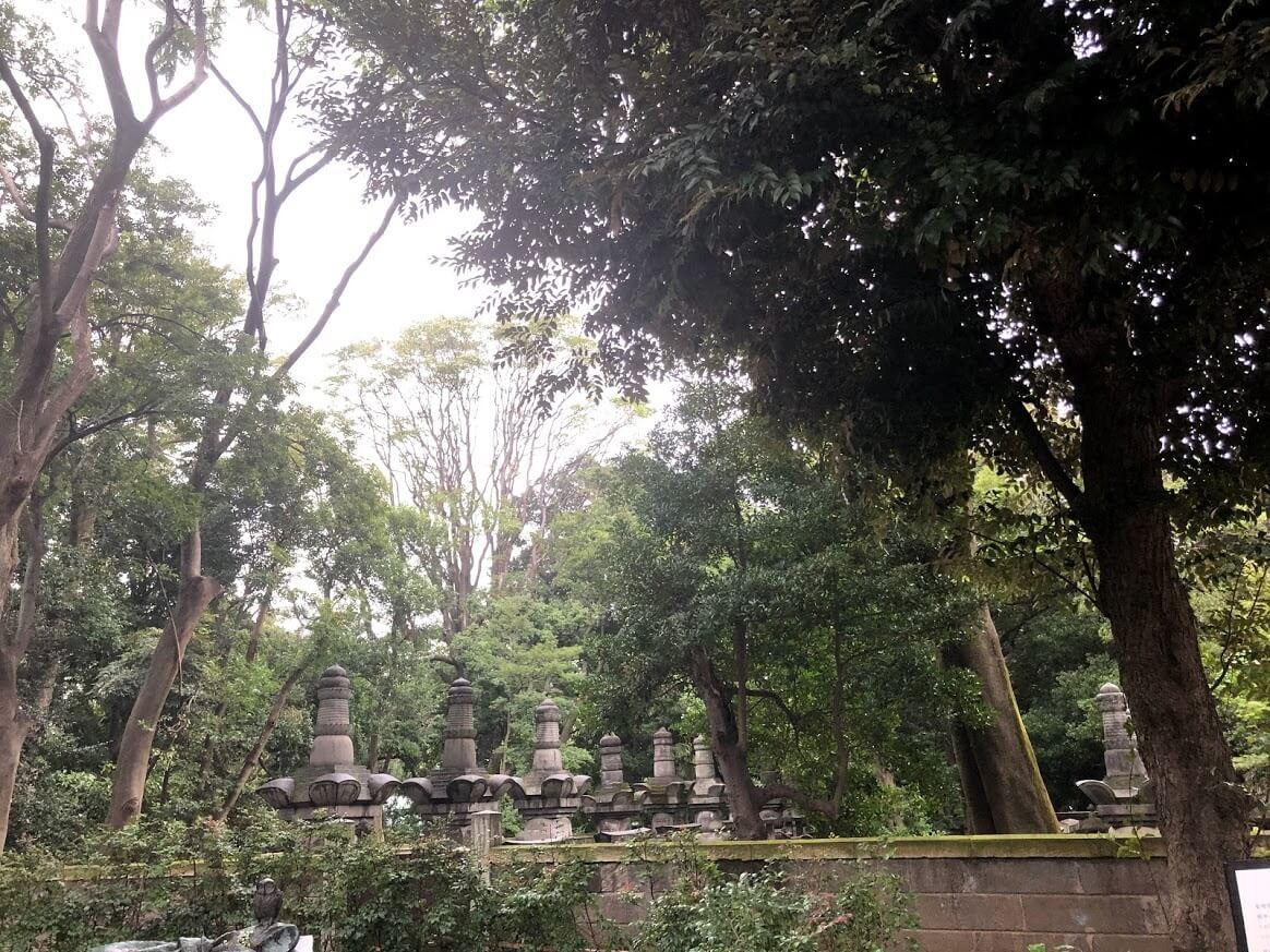 藤原家墓地