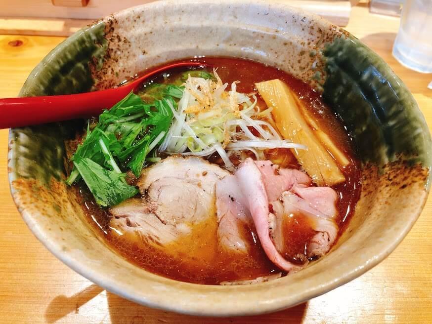 焼きあごらー麺たかはし上野店