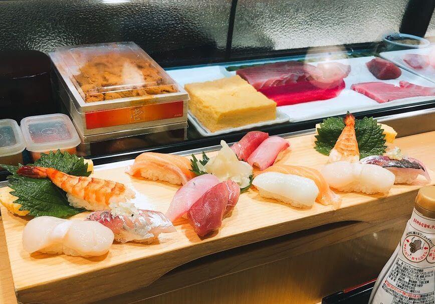 とろ一寿司