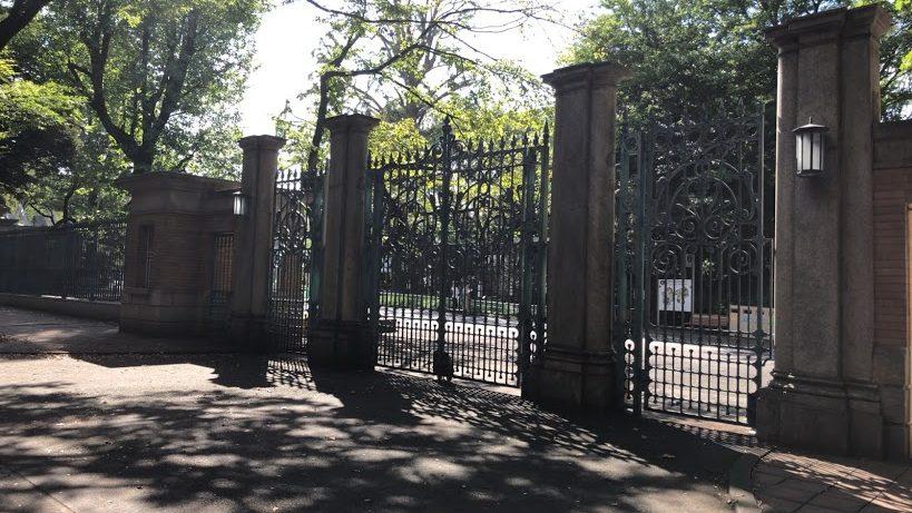 上野動物園-旧正門