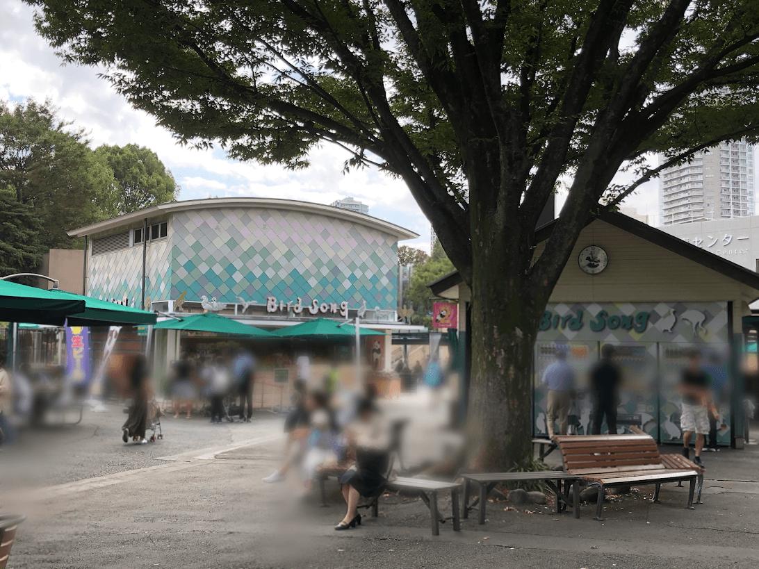 上野動物園-バードソング