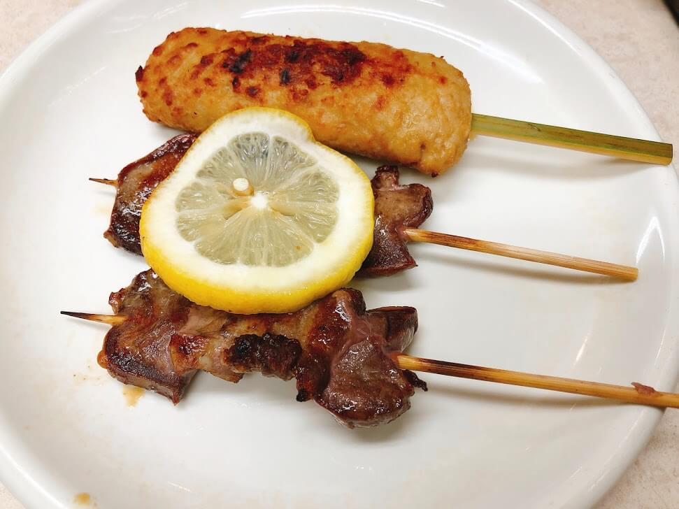 肉の大山-串焼き