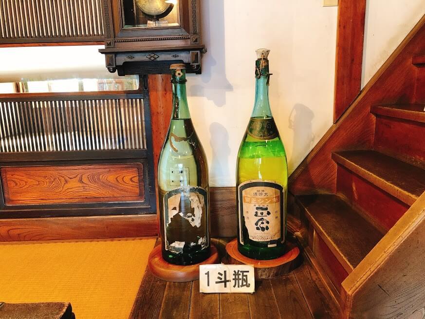 吉田屋酒店-一斗瓶