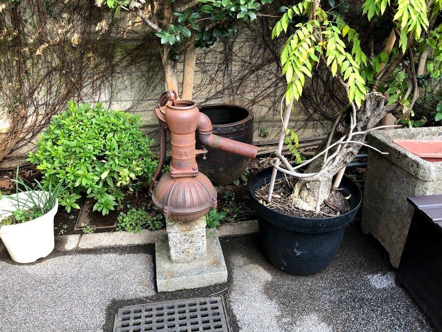 吉田屋酒店-井戸