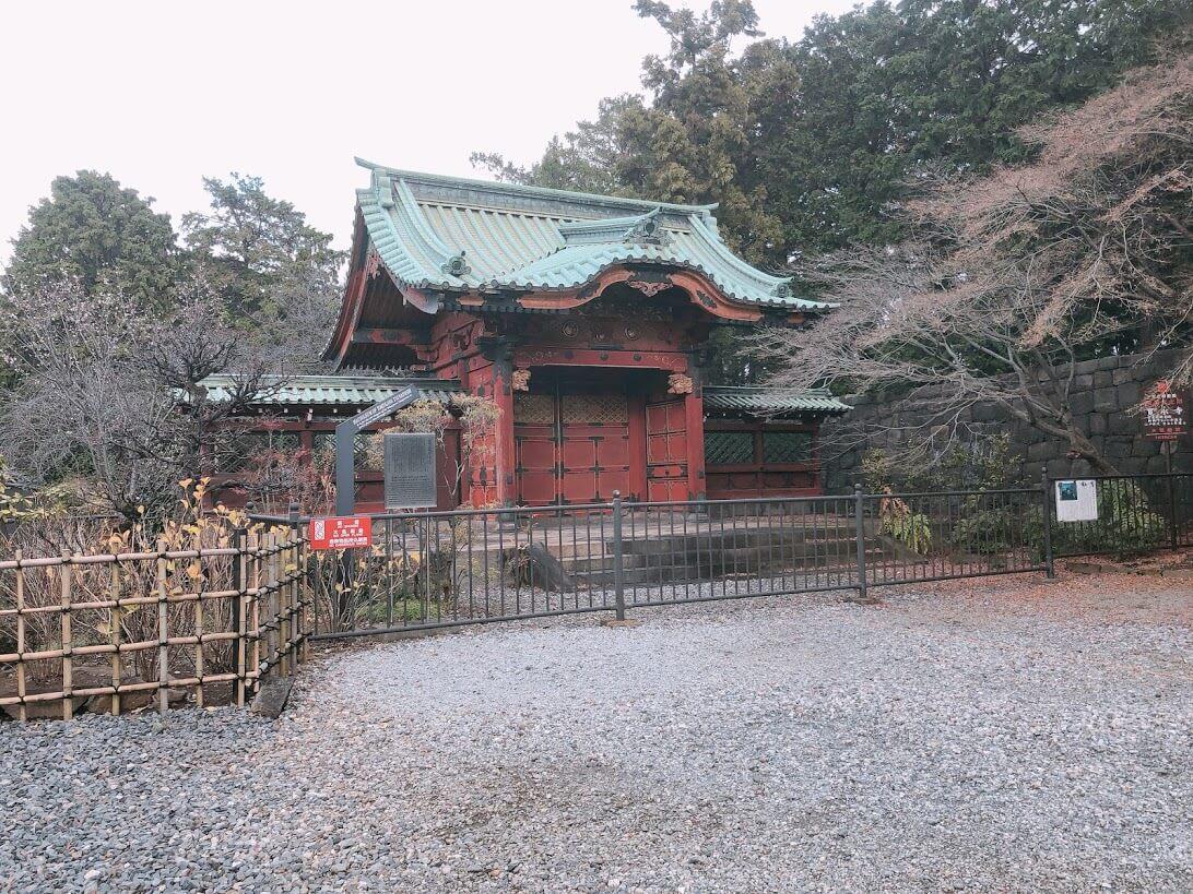 徳川家歴代将軍御霊廟