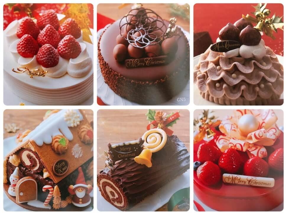 アンテノール-クリスマスケーキ