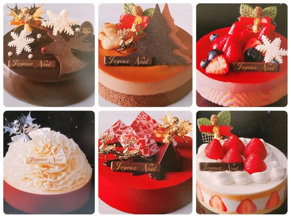 ヴィタメール-クリスマスケーキ