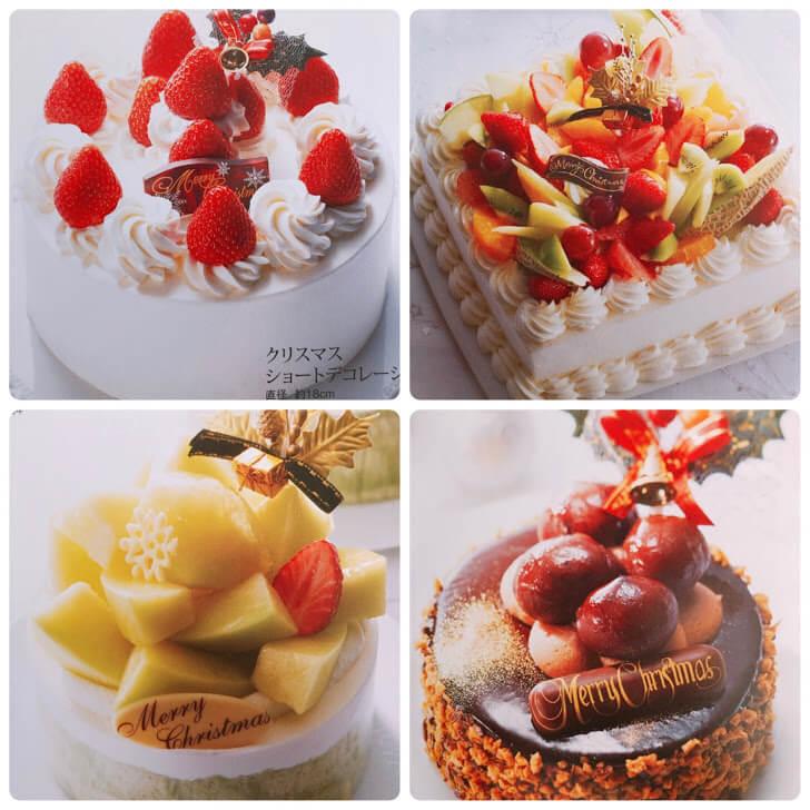 高野-クリスマスケーキ