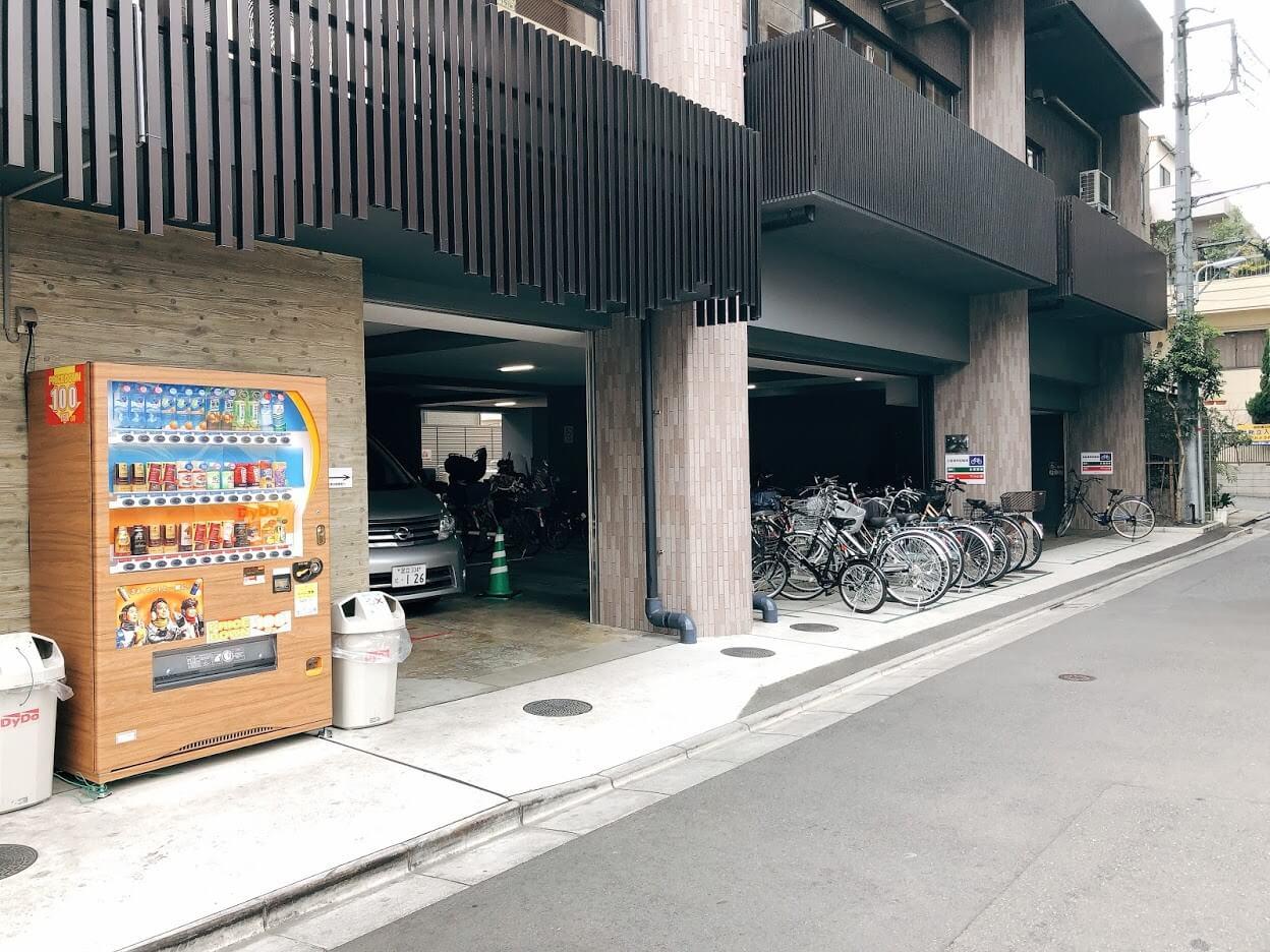 ひだまりの泉萩の湯-駐車場