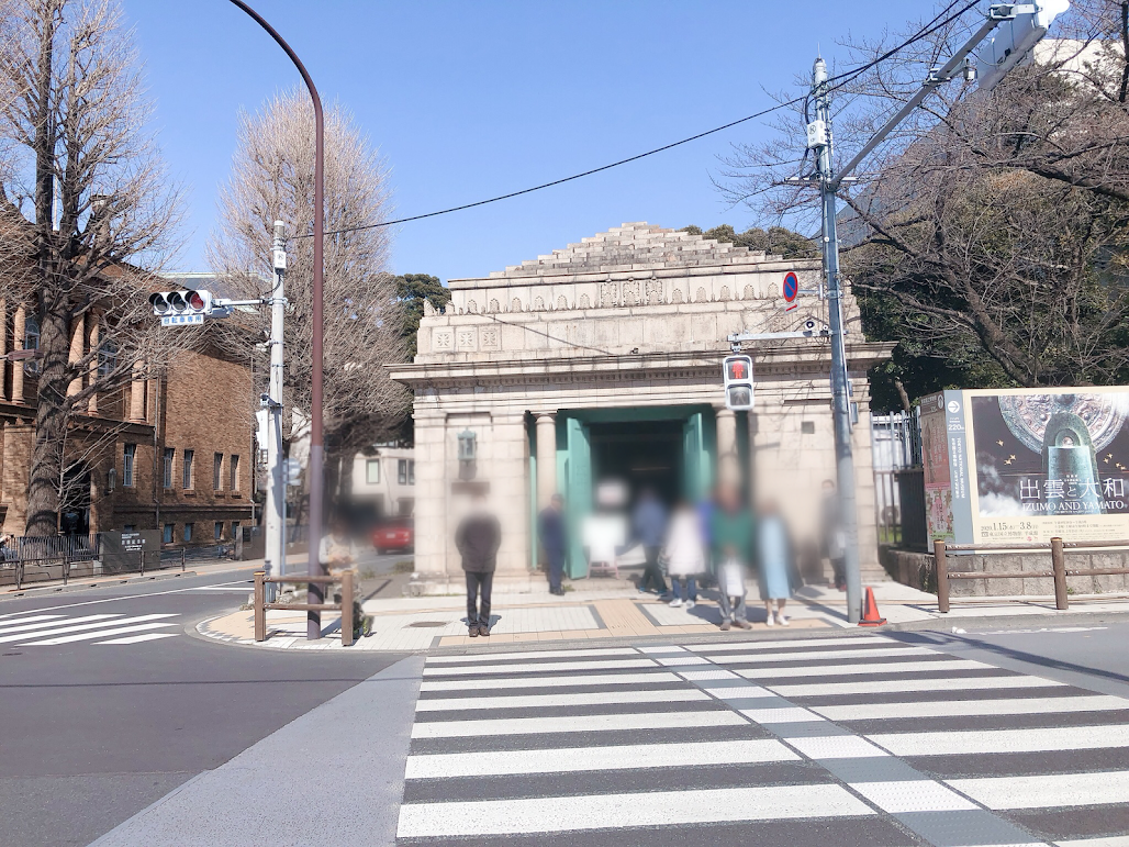 旧博物館動物園駅