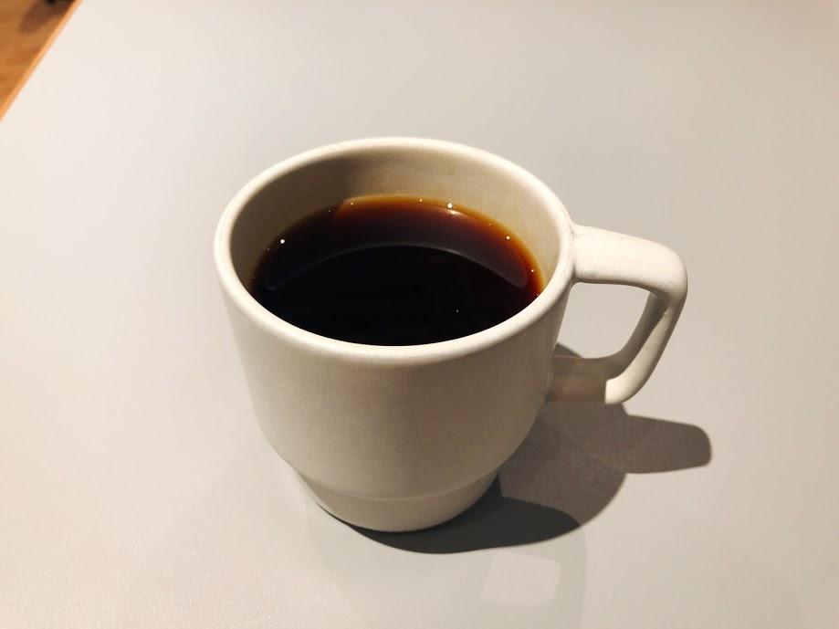 ランダバウトテーブル-コーヒー