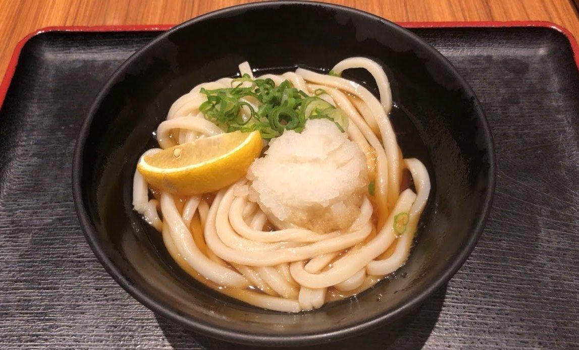 本場さぬきうどん親父の製麺所上野店
