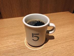 ファイブクロスティーズコーヒー