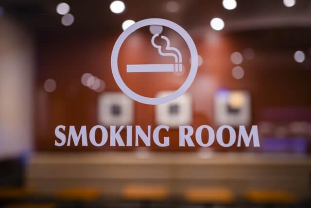 上野の喫煙所