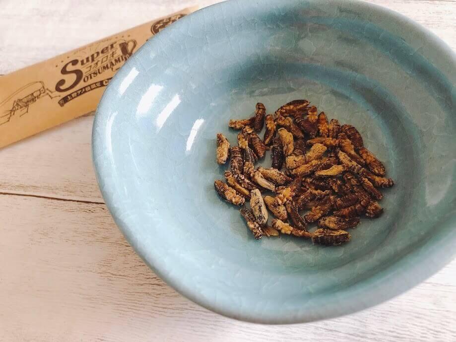 昆虫食自販機-アメ横