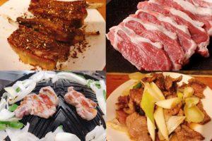 上野御徒町-ラム肉